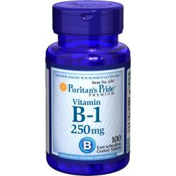 Vitamin B-1 250mg, 100 kapsul
