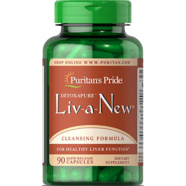 Liv-A-New ®, 90 kapsul